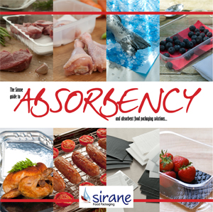 The Sirane Guide to Absorbency and Absorbent Food Packaging Solutions