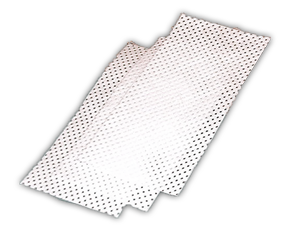 Absorbent pads for sandwiches & bakeries