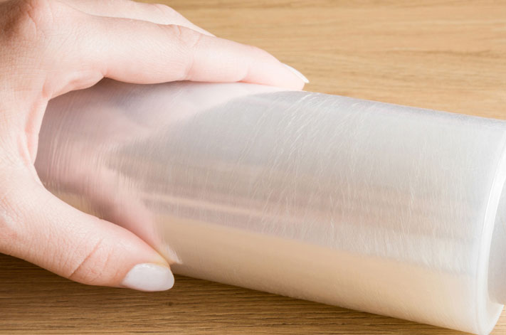 compostable cling-film