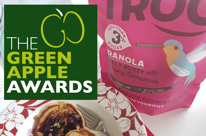 Sirane's Earth Packaging has secured a Green Apple Award