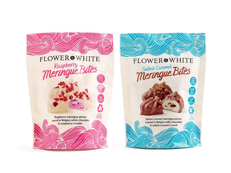 Flower & White's plastic-free packaging - an industry first for confectionary