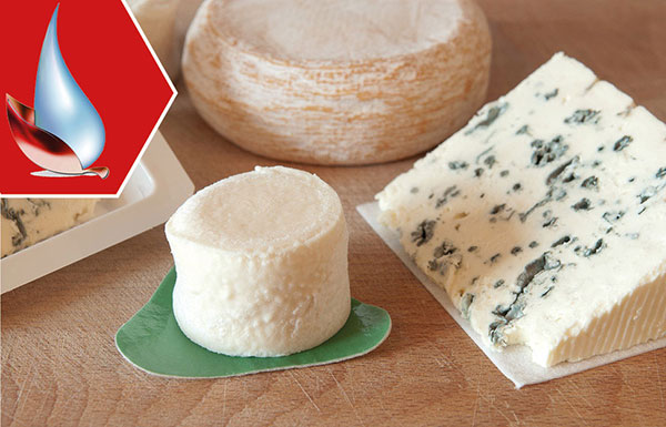 Dri-Fresh Fresh-Hold absorbent pads for cheese