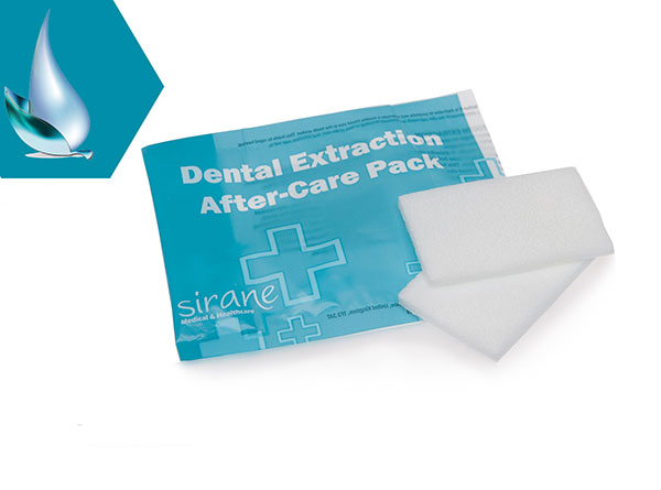Dental extraction packs