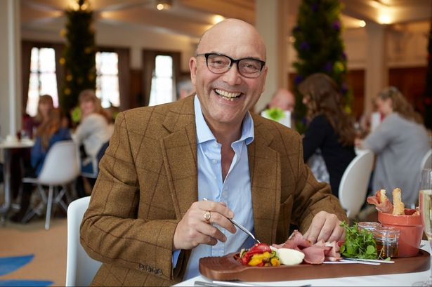 TV's Gregg Wallace