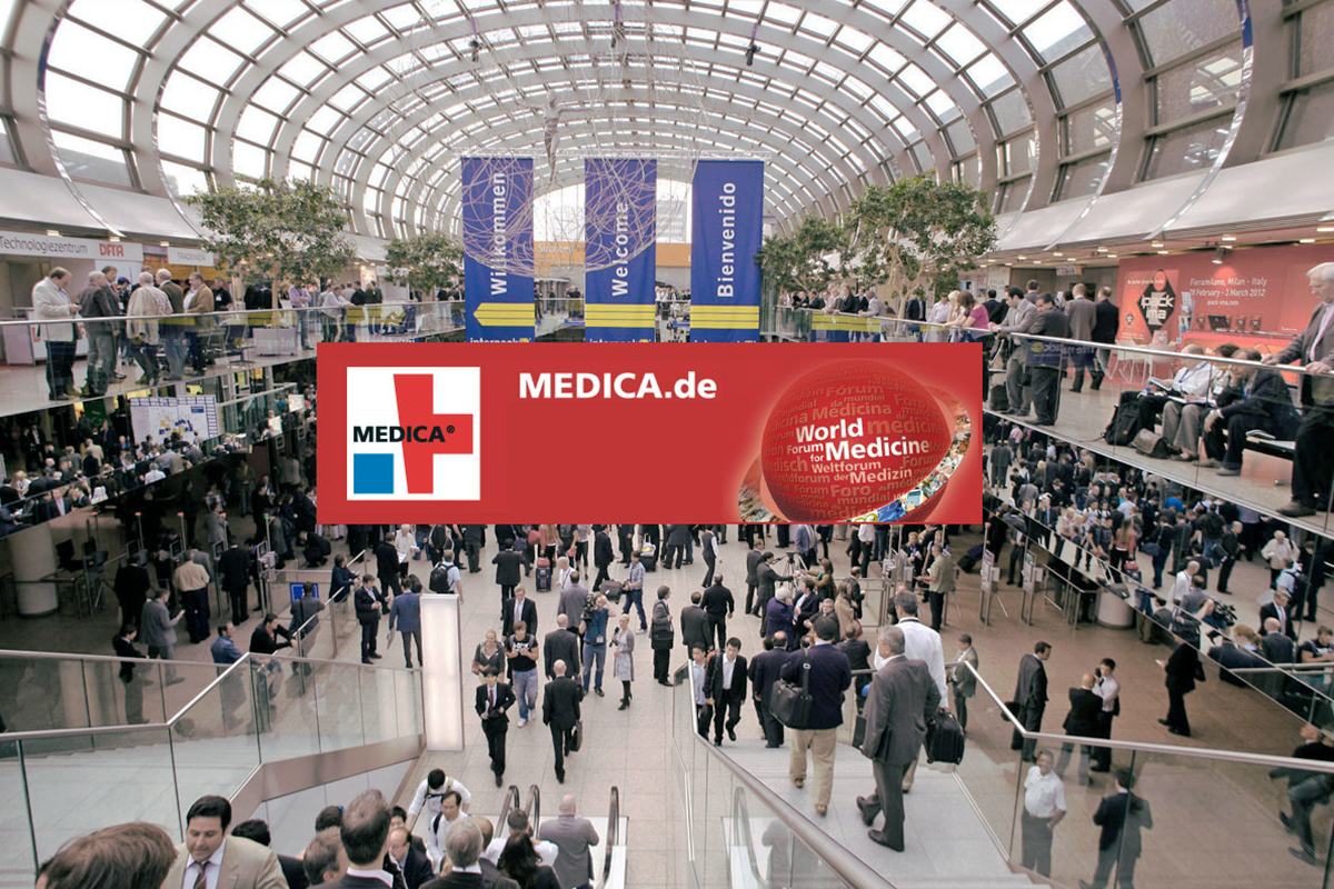 Sirane is exhibiting at Medica for the first time