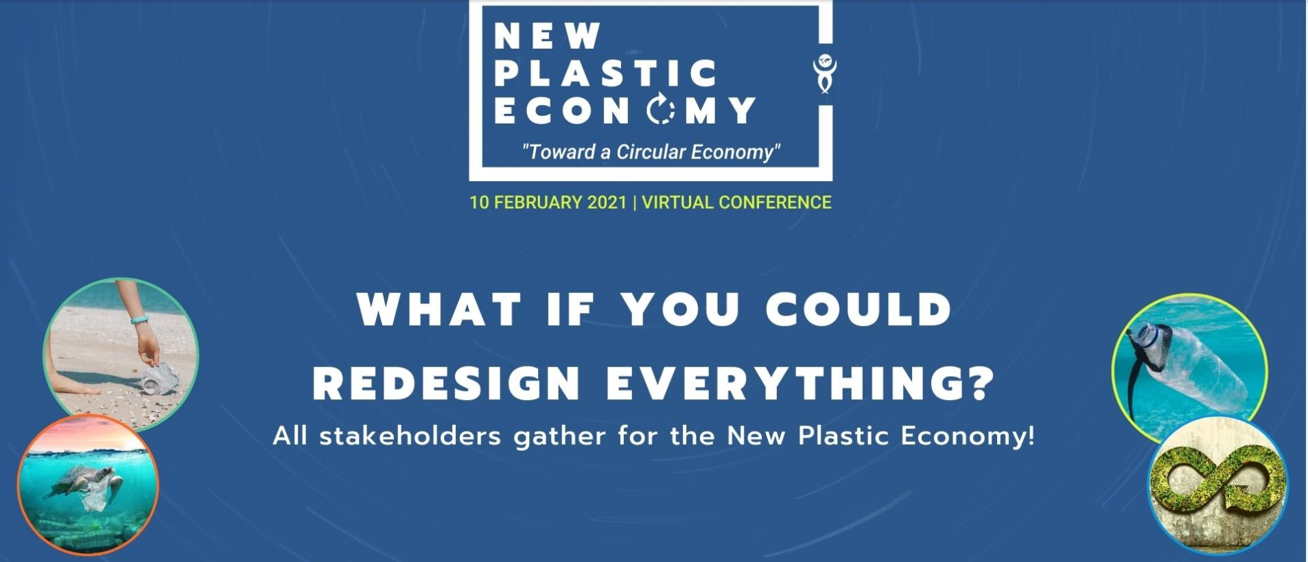 Sirane's MD among keynote speakers at the New Plastic Economy virual conference