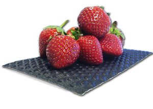 Absorbent fruit pads